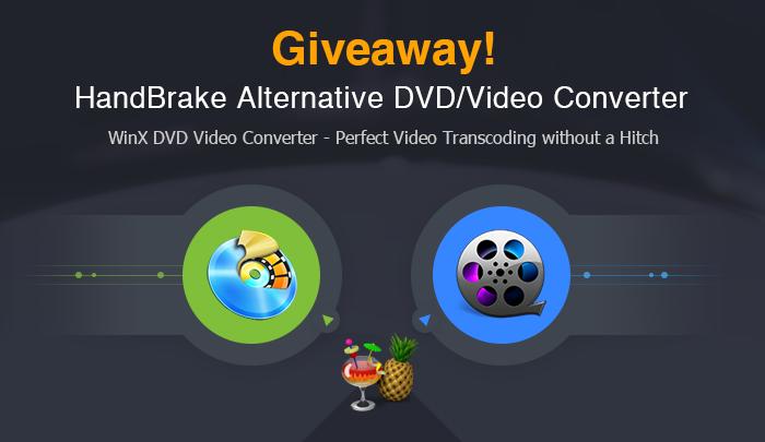 Photo of WinXDVD: La mejor alternativa a HandBrake para convertir DVD/Video (Sorteo incluido)