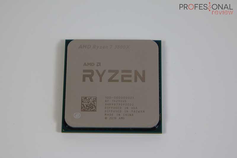 AMD Ryzen 7 3800X Análisis