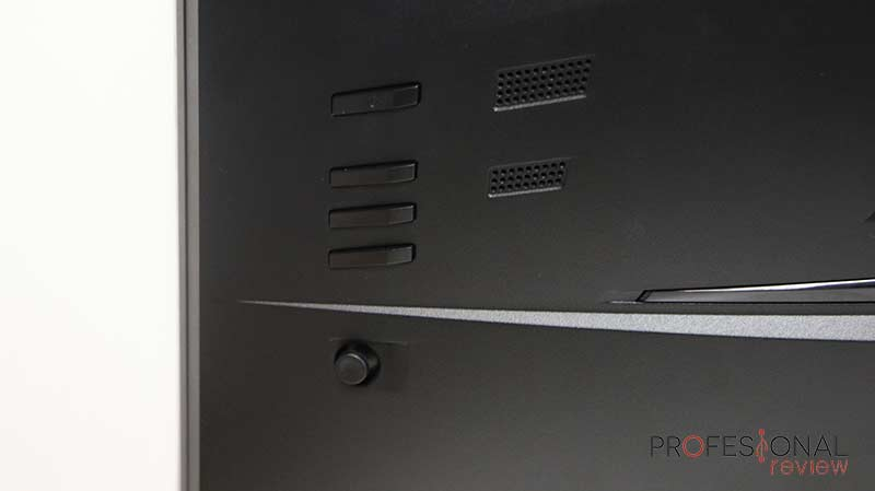 Acer Predator X35 OSD