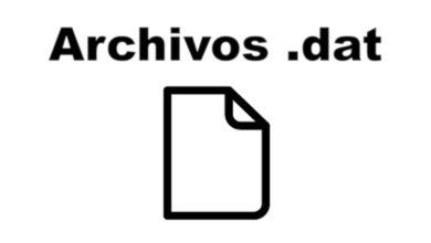 Photo of Archivos .dat: ¿Qué son estos archivos y cómo puedo abrirlos?