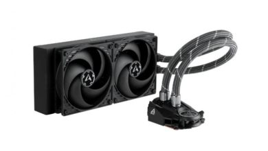 Photo of Arctic Liquid Freezer II anunciado con radiadores de hasta 360 mm