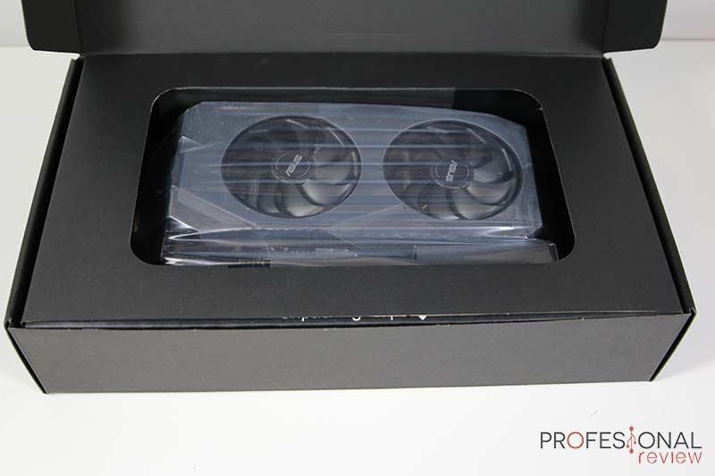 Asus GTX 1660 Super OC unboxing