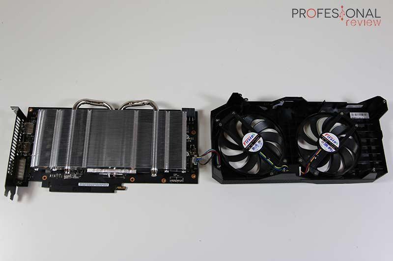 Asus GTX 1660 Super OC Disipador