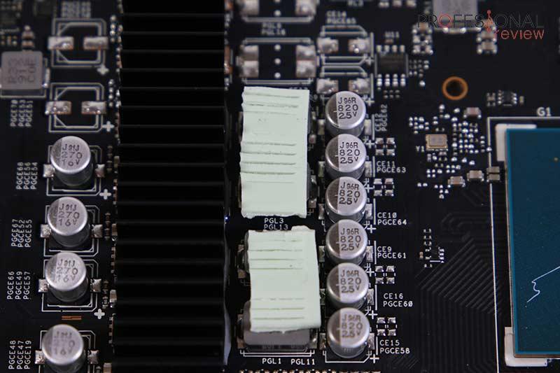 Asus GTX 1660 Super OC VRM