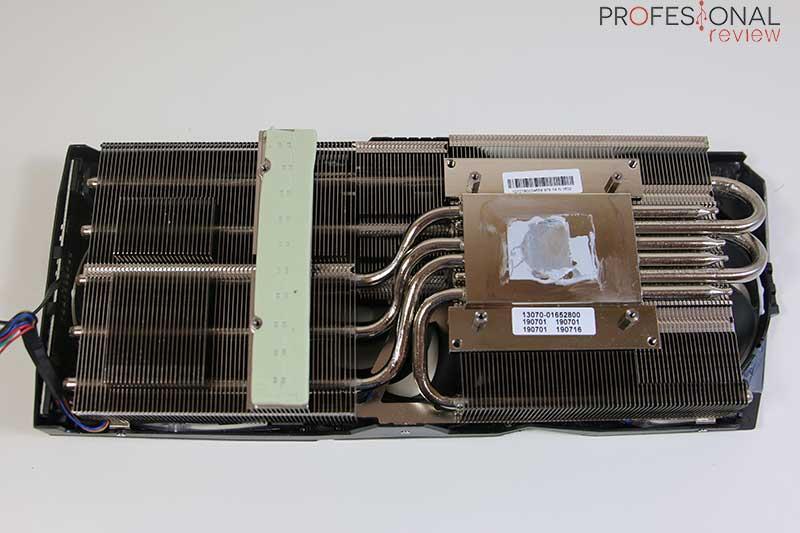 Asus ROG Strix RX 5700 XT disipador