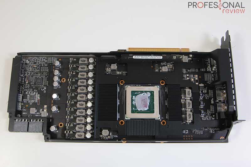 Asus ROG Strix RX 5700 XT PCB