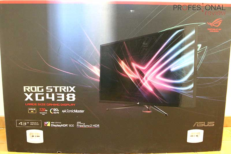 Asus ROG Strix XG438Q Review
