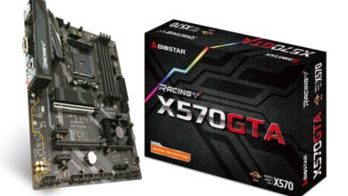 Photo of Biostar Racing X570GTA es una de las placas base X570 mas económicas