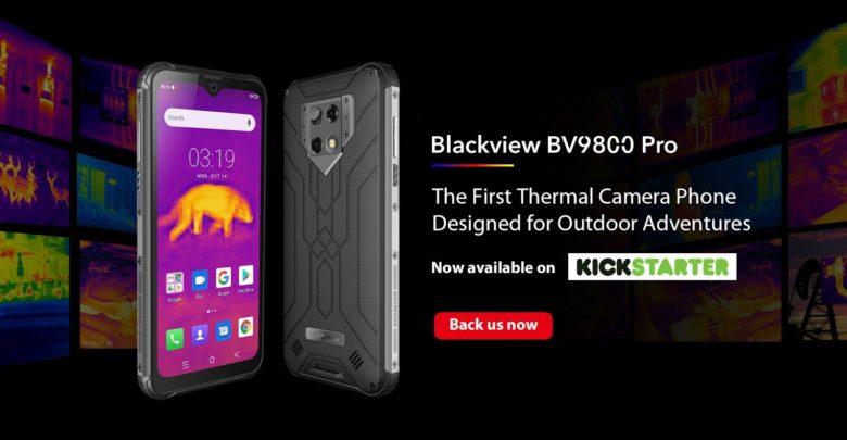 Photo of El Blackview BV9800 Pro está disponible en Kickstarter