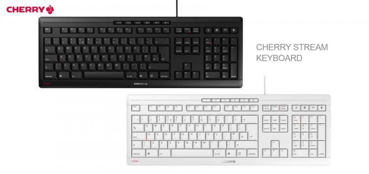 Photo of Cherry STREAM, nuevo teclado silencioso para profesionales