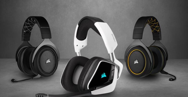 Photo of Corsair lanza sus nuevos auriculares VOID ELITE y HS PRO