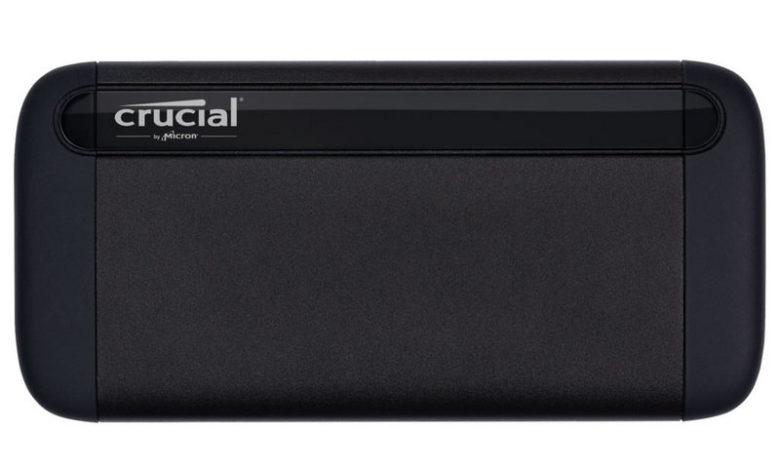 Photo of Crucial X8 es un nuevo SSD portatil con lecturas de hasta 1.050 MB/s