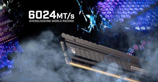 Photo of Crucial reclama un nuevo récord de OC de memoria de 6,024 MHz
