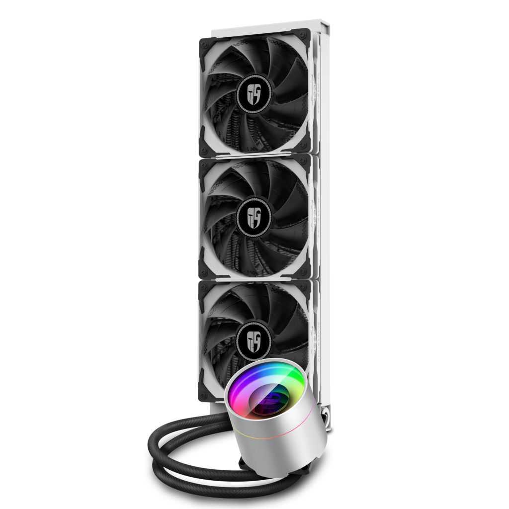 DeepCool CASTLE 360EX White