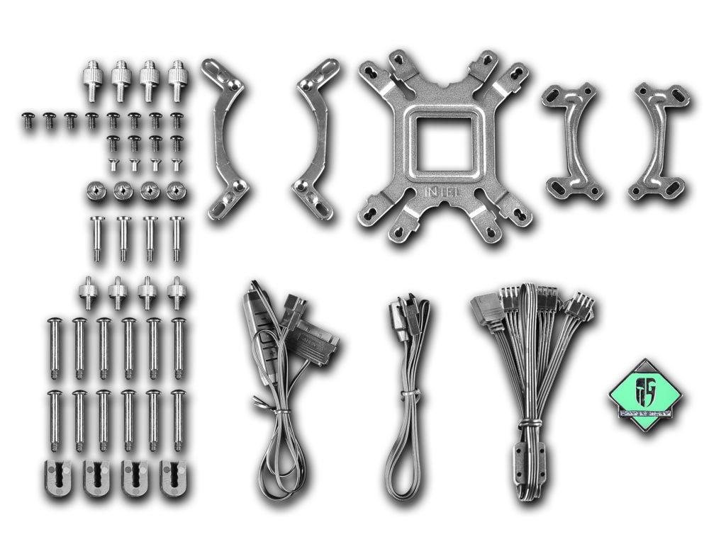 Complementos para distintos sockets