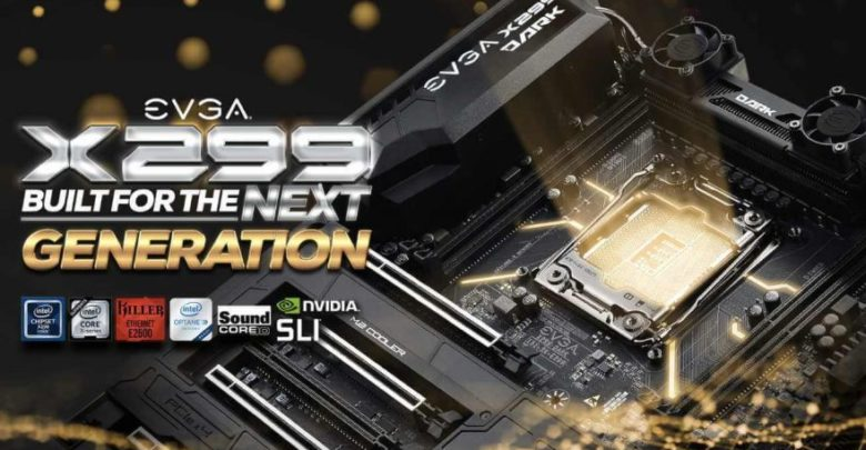 Photo of EVGA actualizara sus placas base X299 para soportar Core X serie 10000
