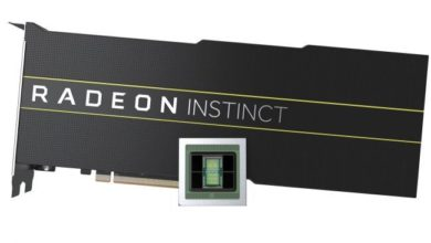 Photo of El Radeon Instinct MI60 ha desaparecido del sitio web de AMD