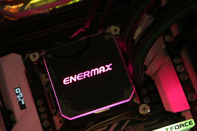 Enermax Liqmax III RGB 240 RGB