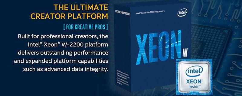 Xeon W-2200