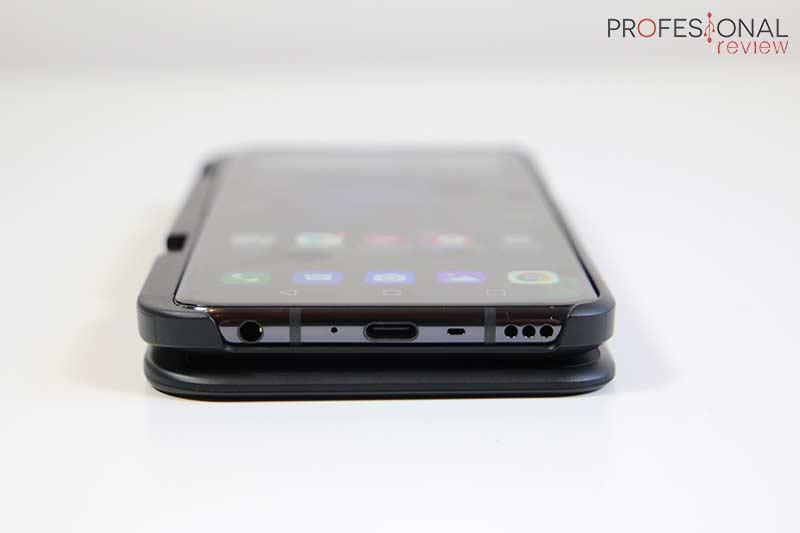 LG V50 ThinQ 5G Puertos
