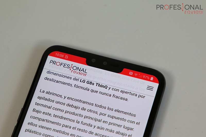 LG V50 ThinQ 5G Sonido