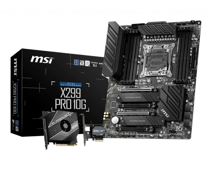 MSI Creator X299