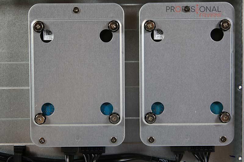 MSI Prestige P100 9 Almacenamiento