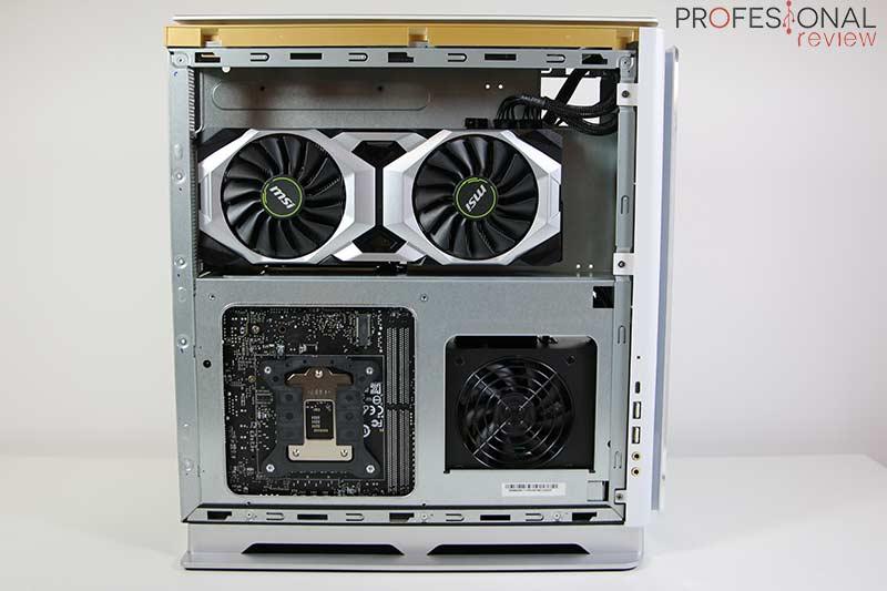 MSI Prestige P100 9 Hardware