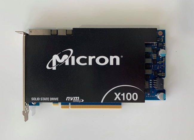 Photo of Micron finalmente lanza su SSD 3D XPoint, el mas rápido del mundo