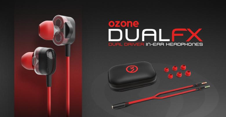 Photo of Ozone Dual FX: Los nuevos auriculares de la marca