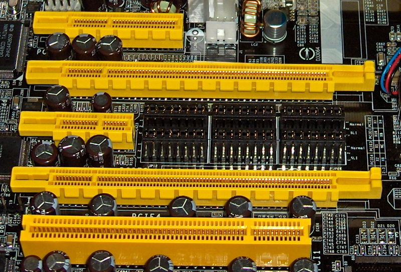 Conectores PC-PCI-Express