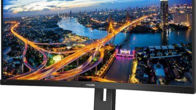Photo of Philips 346B1C es un nuevo monitor ultra-ancho de 34 pulgadas