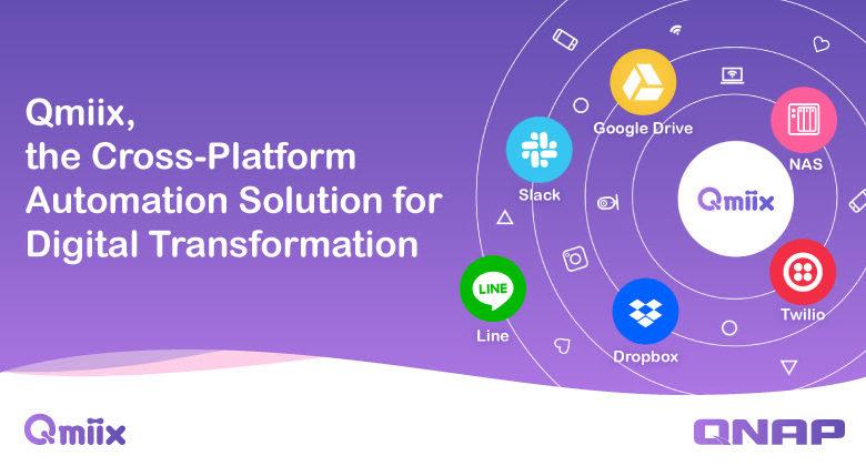 Photo of QNAP presenta Qmiix: La solución de automatización multiplataforma para transformación digital