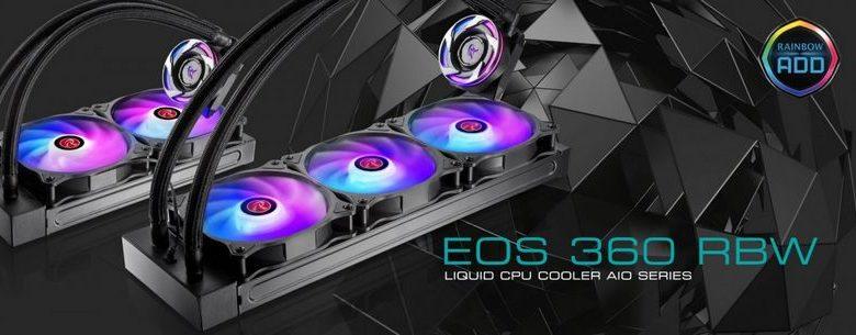 Photo of RAIJINTEK Eos, nueva serie de refrigeración liquida de 240 y 360 mm