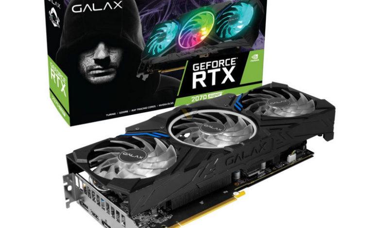 Photo of RTX 2070 y 2080 SUPER WTF son las nuevas tarjetas gráficas GALAX