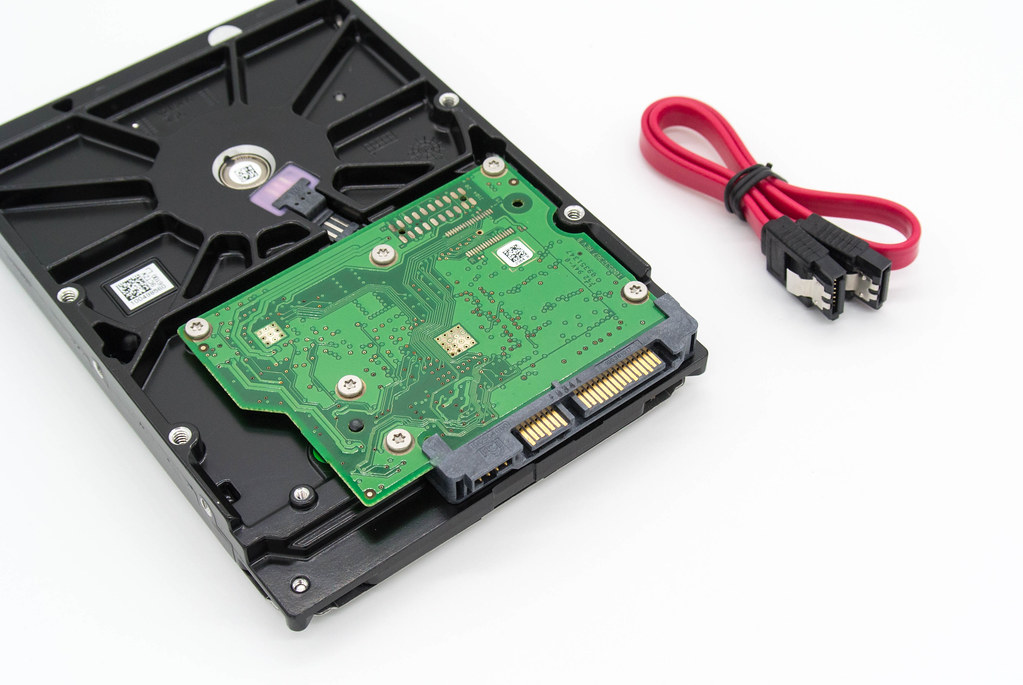 Conectores PC SATA