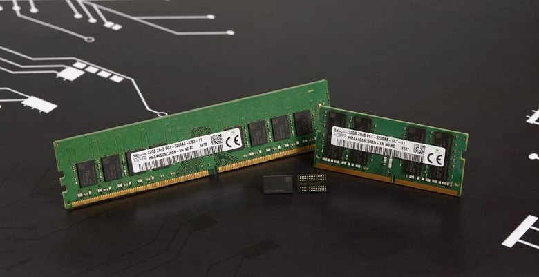 Photo of SK hynix desarrolla una memoria DDR4 de 1Znm 16Gb (Gigabits)