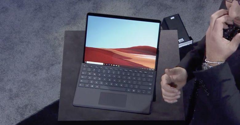 Photo of Surface Pro X cuenta con un procesador ARM Qualcomm SQ1 de 2.1TF