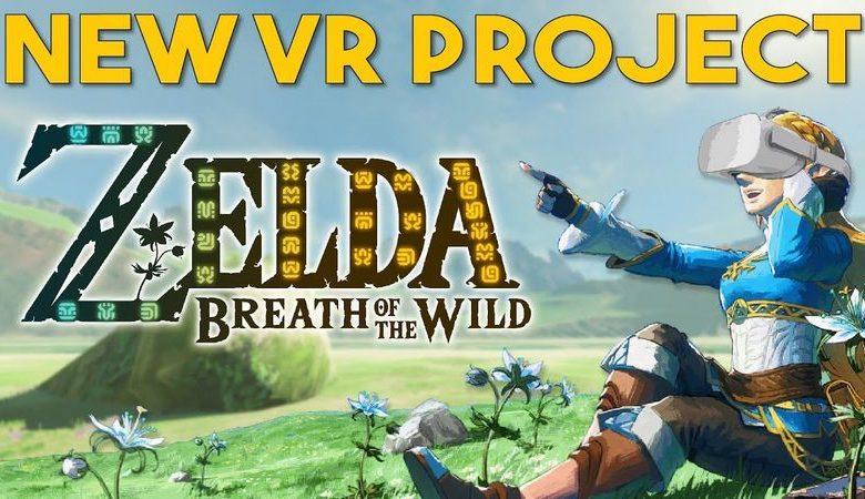 Photo of The Legend of Zelda: Breath of the Wild obtiene un port en RV para PC