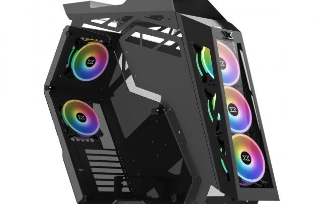 Photo of Xigmatek ZEUS, una caja para PC inspirada en el COUGAR Conquer