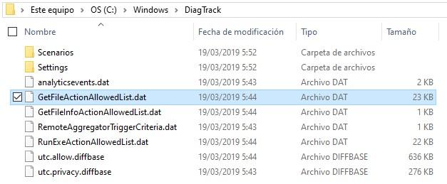 archivos .dat