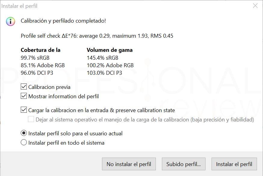 Calibrar monitor paso11