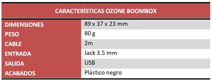 ozone boombox