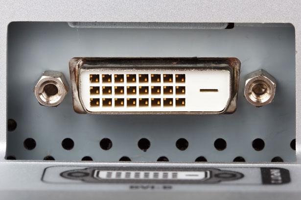 DVI conector