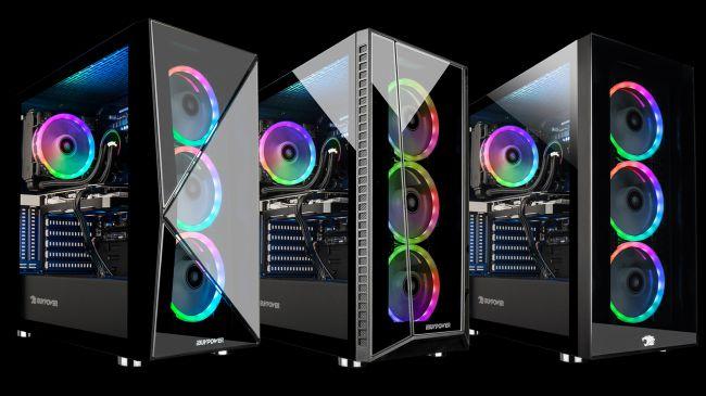 Photo of iBUYPOWER anuncia sus nueva serie de cajas para PC gaming MR
