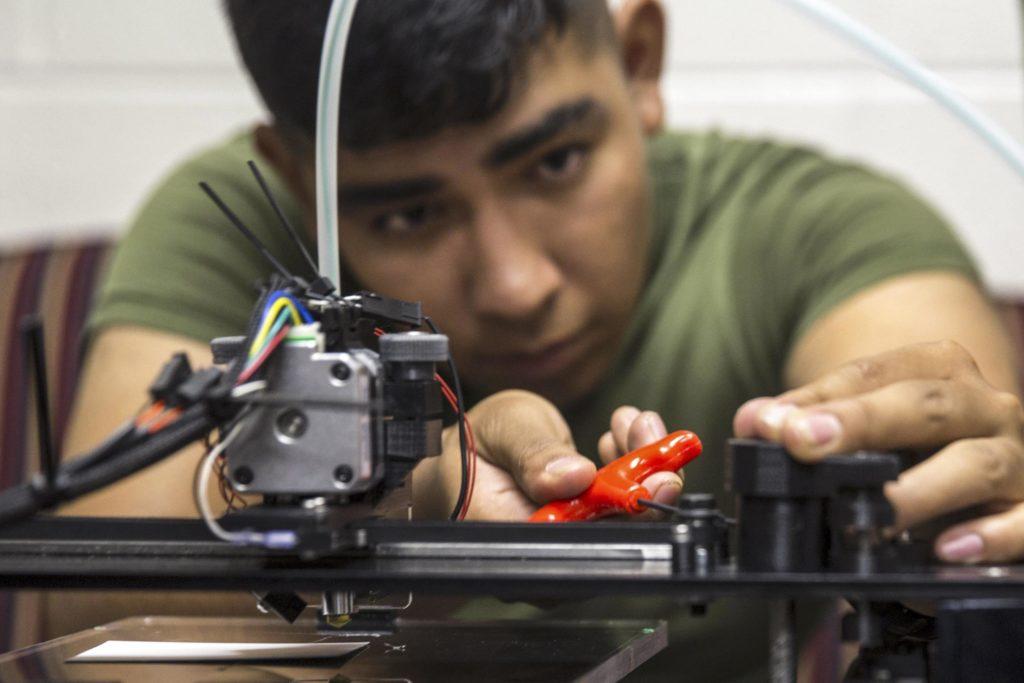 montaje impresoras 3D