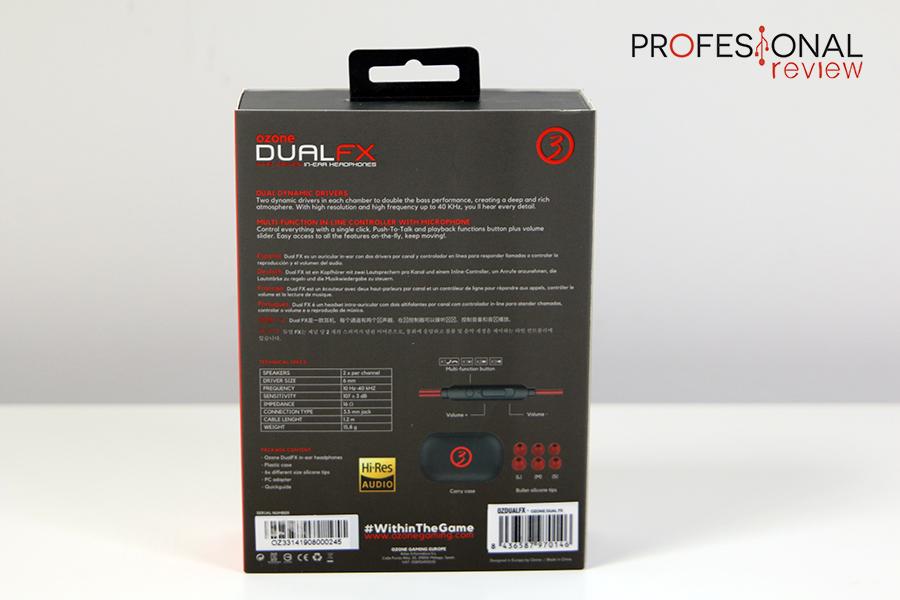 Ozone Dual FX