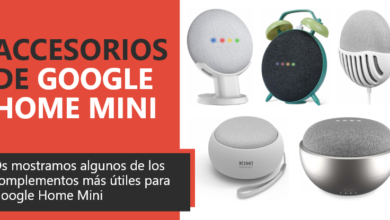 Photo of Accesorios de Google Home Mini