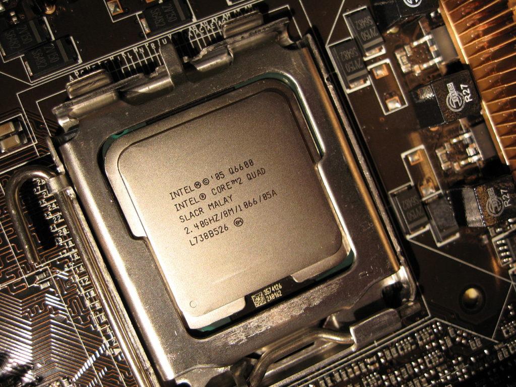 Q6600 procesador Quad Core