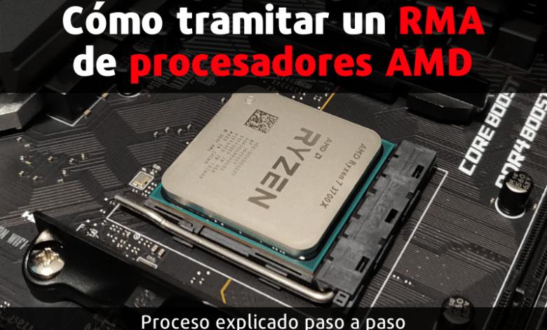 Photo of Cómo tramitar un RMA con AMD